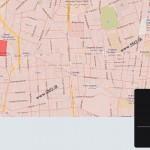 صفحه ارسال پیامک از روی نقشه گوگل در سامانه ونسی